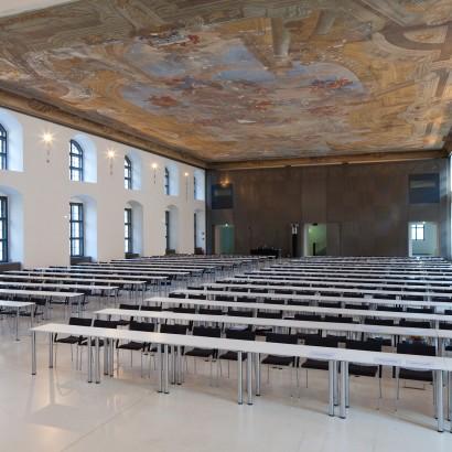 Jesuitensaal Konferenzbesthuhlung