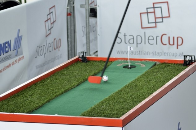 Linde 8. Austrian Staplercup, Eventorganisation by KOOP Live Marketing Eventagentur in Steyregg/Linz