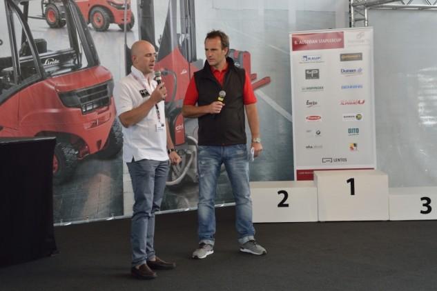 Linde 8. Austrian Staplercup, Eventorganisation by KOOP Live Marketing Eventagentur in Steyregg/Linz