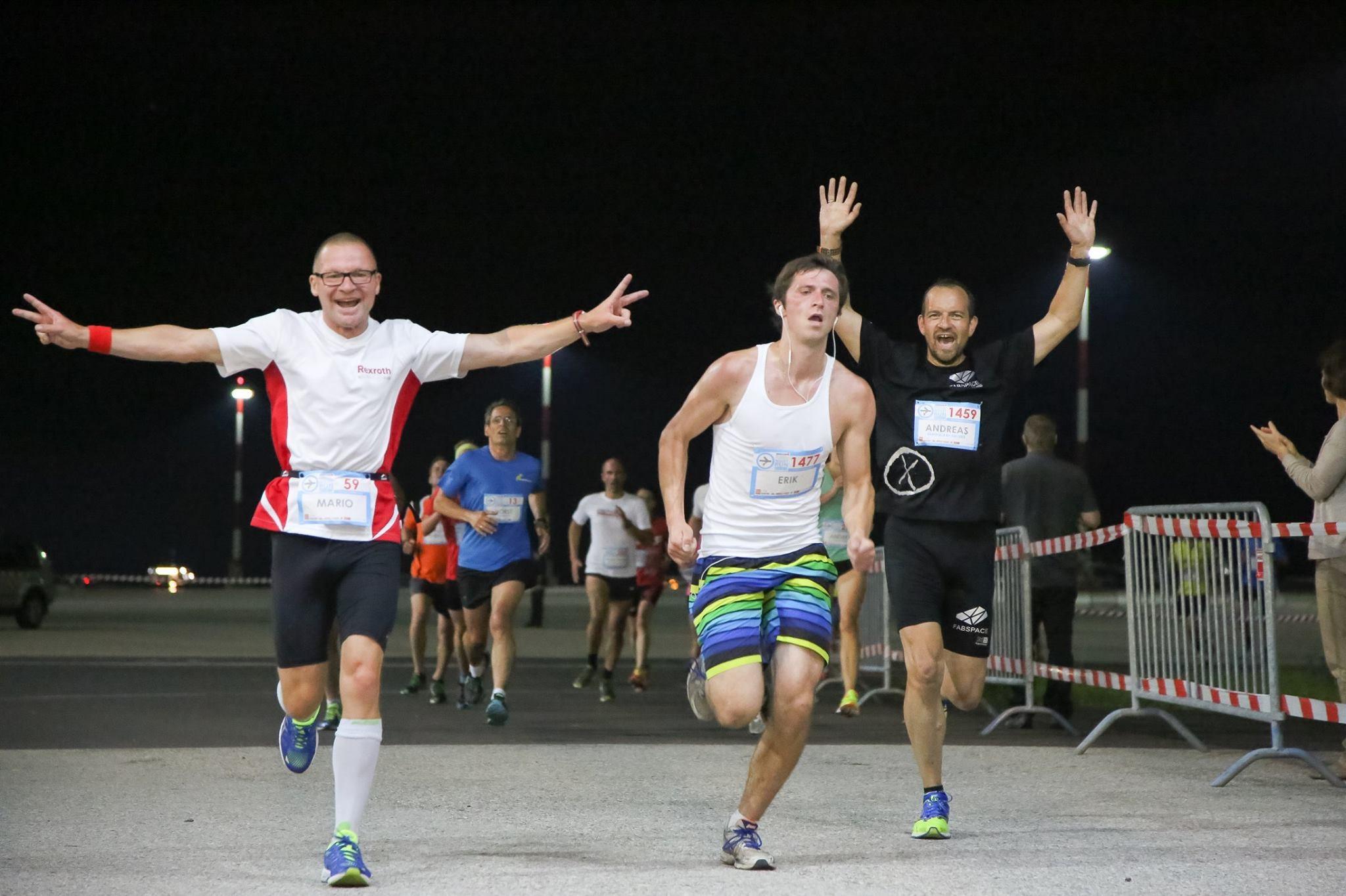Runway Night Run, Eventorganisation by KOOP Live Marketing Eventagentur in Steyregg/Linz