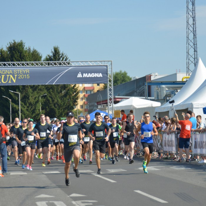 Magna Steyr 3. Magna Run 2015, Incentive by KOOP Live Marketing Eventagentur in Graz