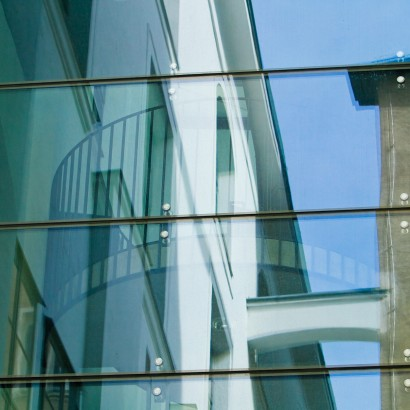 Aula Wien - Außenfassade