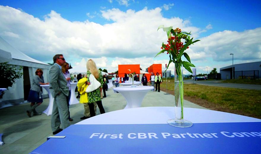CBR Holding Händlertagung, Kongressorganisation by KOOP Live Marketing Eventagentur in Graz, Wien, Steyregg/Linz