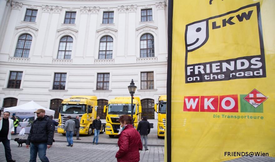 WKO Friends on the Road 2014, Roadshow durchgeführt von KOOP Live Marketing Roadshows in Graz, Wien, Steyregg/Linz