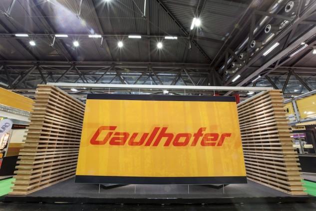 Gaulhofer Messe-Tour 2013, Messebau by KOOP Live Marketing Messen in Graz, Wien, Steyregg/Linz