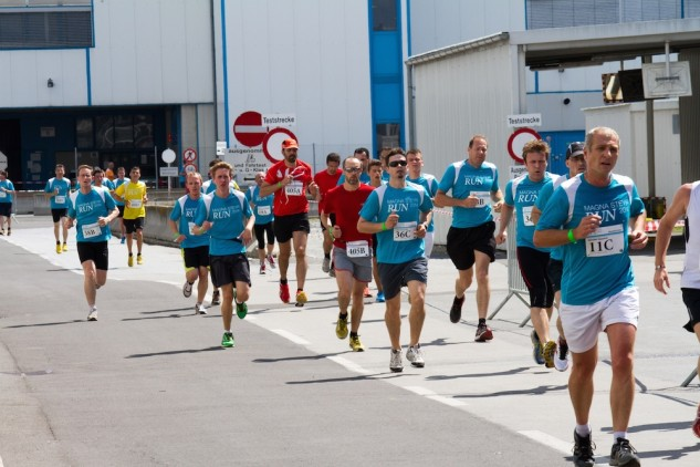Magna Steyr 2. Magna Run 2014, Incentive by KOOP Live Marketing Eventagentur in Graz