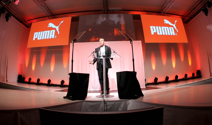 Planet Society Puma Cam, Brandland by KOOP Live Marketing Messen in Wien