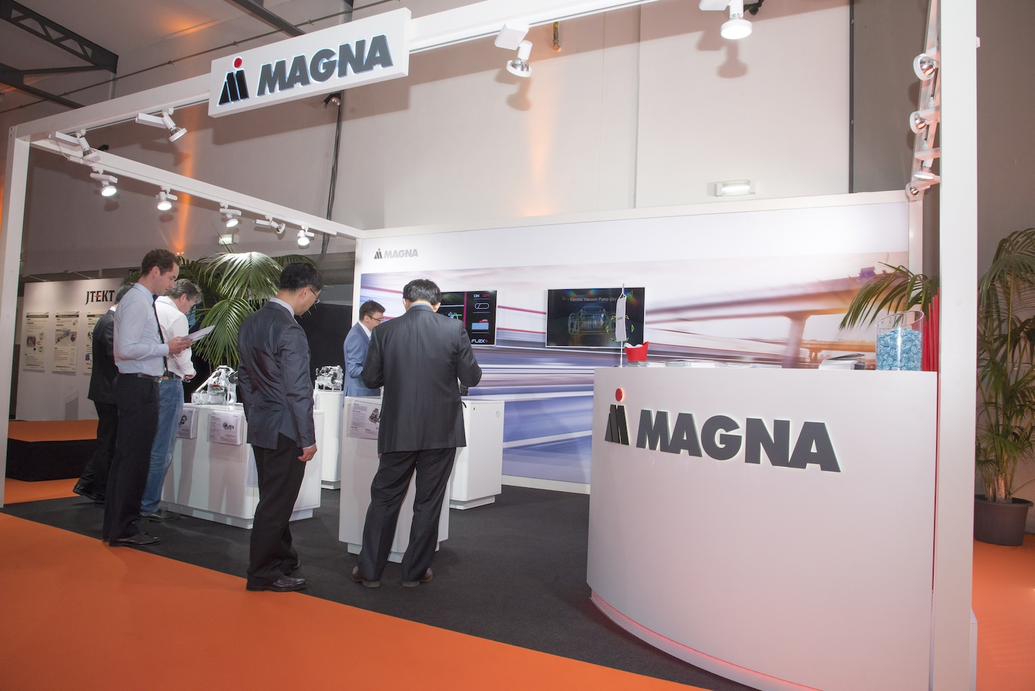 Magna Powertrain EAWD 2015, Kongressorganisation by KOOP Live Marketing Eventagentur in Graz