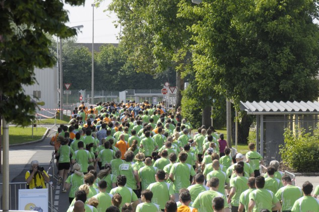 Magna Steyr 1. Magna Run 2013, Incentive by KOOP Live Marketing Eventagentur in Graz