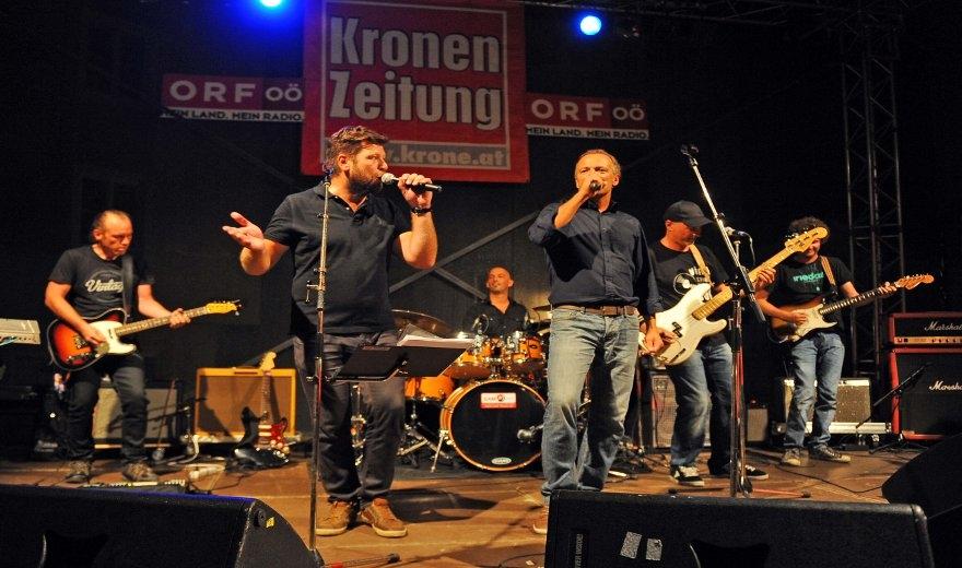 Linzer Krone Fest 2013, Eventorganisation by KOOP Live Marketing Eventagentur in Steyregg/Linz