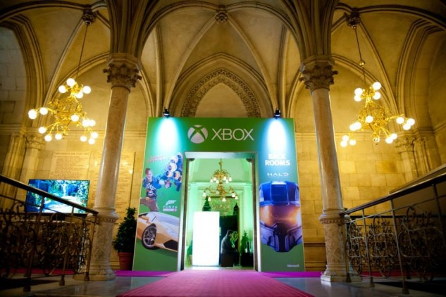 Microsoft Game City 2014, Brandland by KOOP Live Marketing Messen in Wien