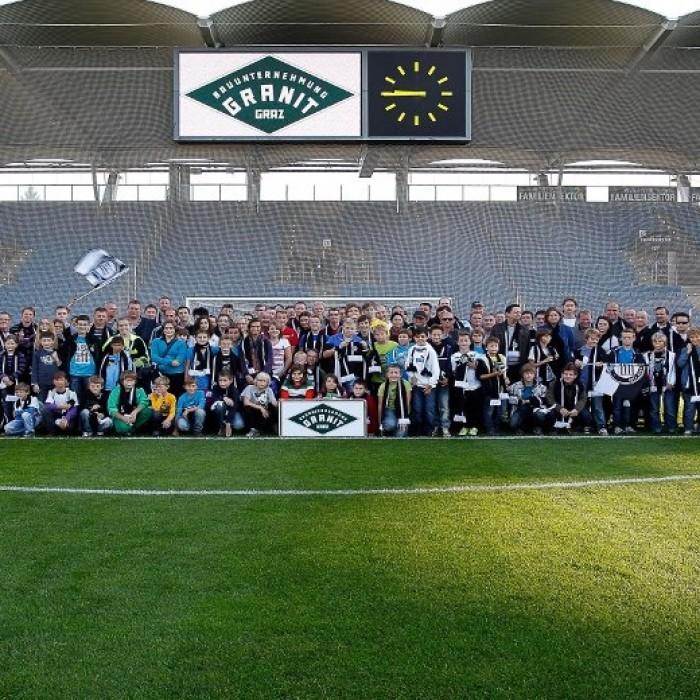 Granit Stadiontag 2012, Incentive by KOOP Live Marketing Eventagentur in Graz