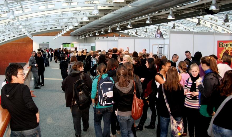 WK OÖ - Sparte Industrie Traumberuf Technik, Eventorganisation by KOOP Live Marketing Eventagentur in Steyregg/Linz