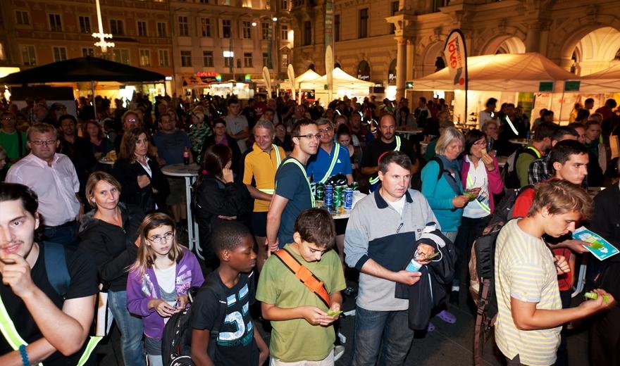 Stadt Graz Tour de Graz 2011, Eventorganisation by KOOP Live Marketing Eventagentur in Graz
