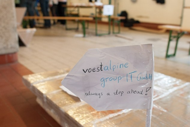 Voest Alpine Group-it 10 Jahre, Incentive by KOOP Live Marketing Eventagentur in Steyregg/Linz