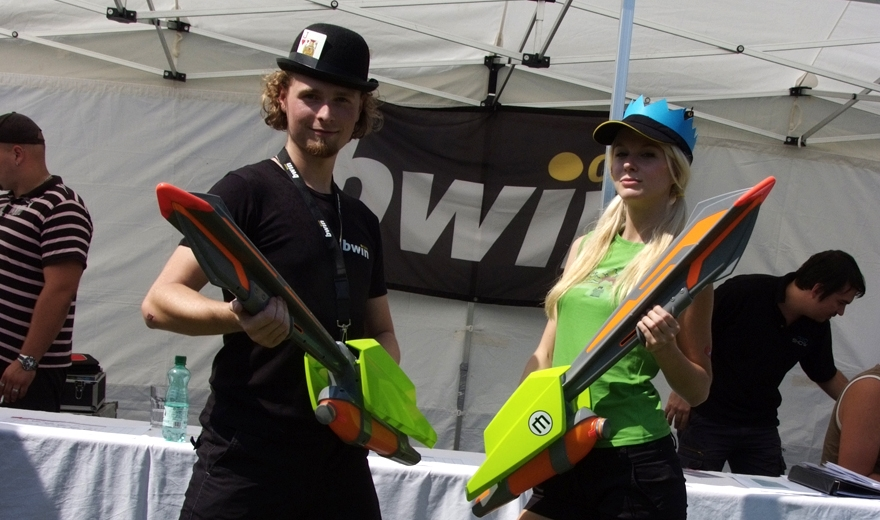 Bwin International Action Day, Incentive by KOOP Live Marketing Eventagentur in Graz, Wien, Steyregg/Linz