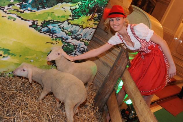 OÖ Kronen Zeitung 1. Wilderer Gschnas 2011, Eventorganisation by KOOP Live Marketing Eventagentur in Steyregg/Linz