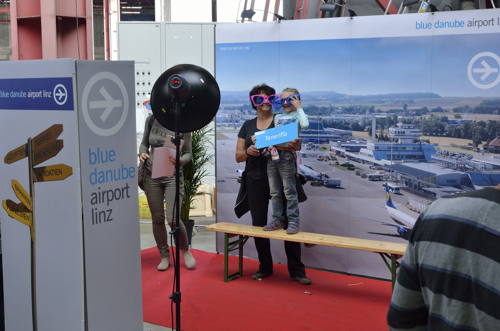 Tag der Luftfahrt 2015, Eventorganisation by KOOP Live Marketing Eventagentur in Steyregg/Linz