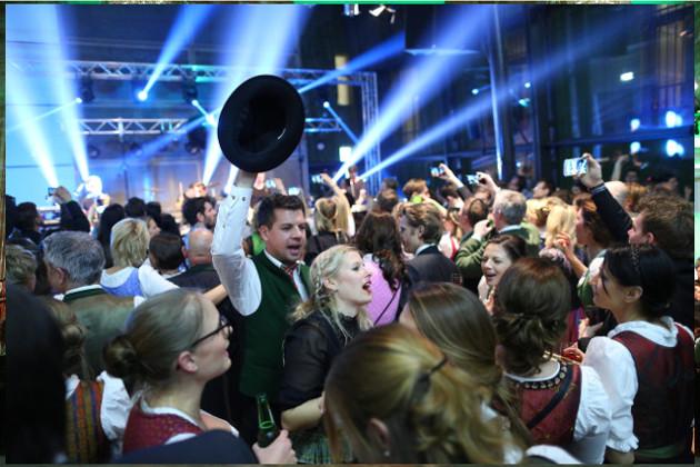 Steirerball 2016, Eventorganisation by KOOP Live Marketing Eventagentur in Wien