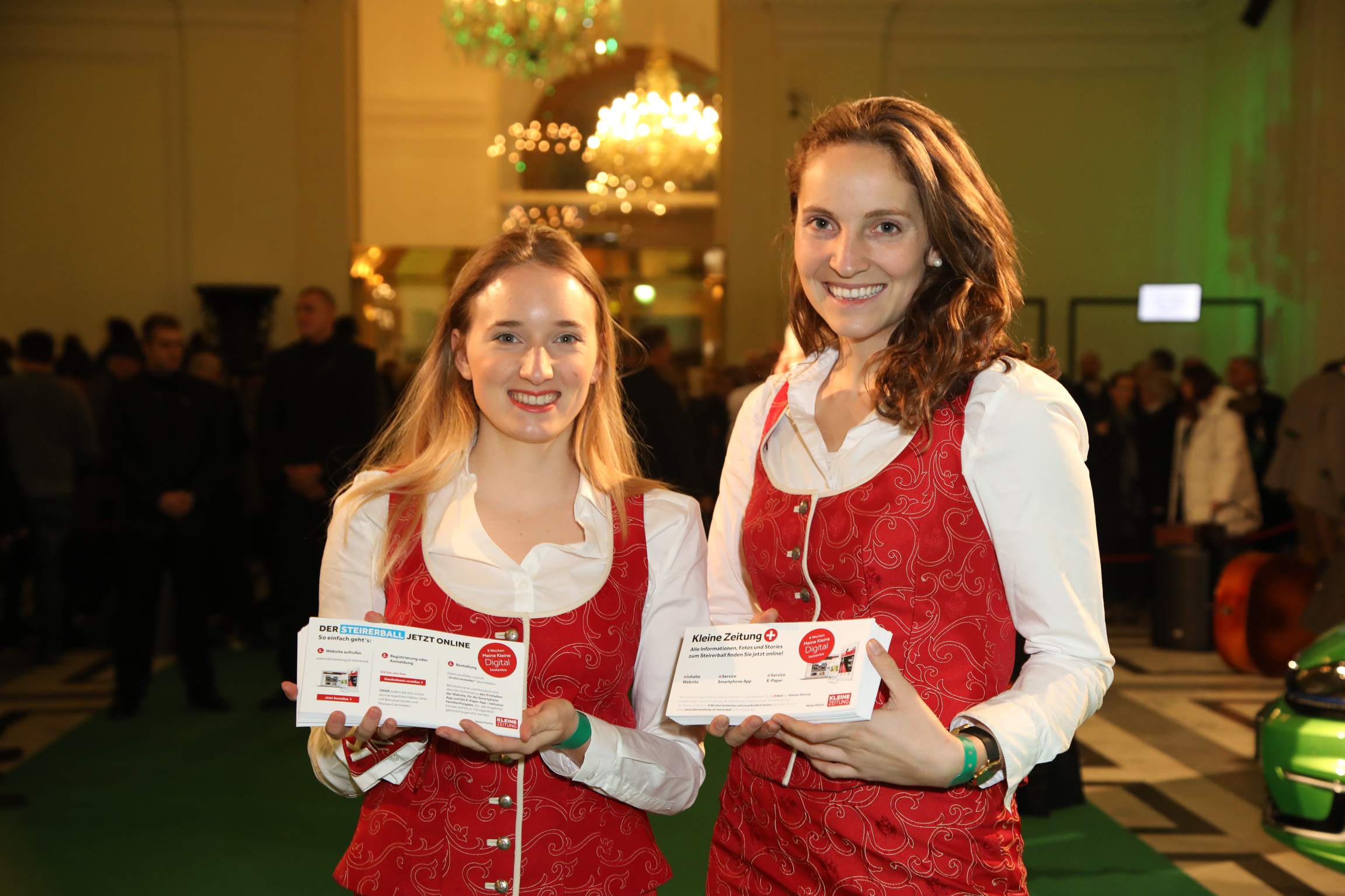 Verein der Steirer Steirerball 2017, Eventorganisation by KOOP Live Marketing Eventagentur in Wien