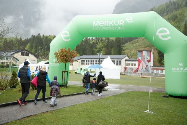 Merkur die Vorsicherung on Tour - fit4life Kids & Teens, Roadshow durchgeführt von KOOP Live Marketing Roadshows in Graz, Wien, Steyregg/Linz