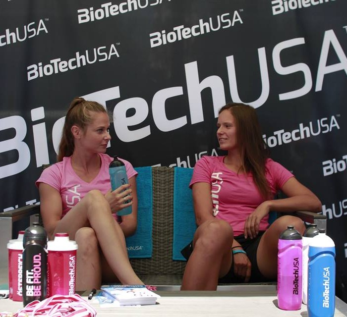 BioTechUSA Strandfitness Klagenfurt, Eventorganisation by KOOP Live Marketing Eventagentur in Graz, Wien, Steyregg/Linz