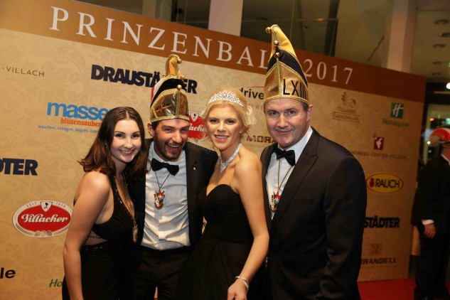 Villacher Prinzenball 2017, Eventorganisation by KOOP Live Marketing Eventagentur in Graz, Wien, Steyregg/Linz