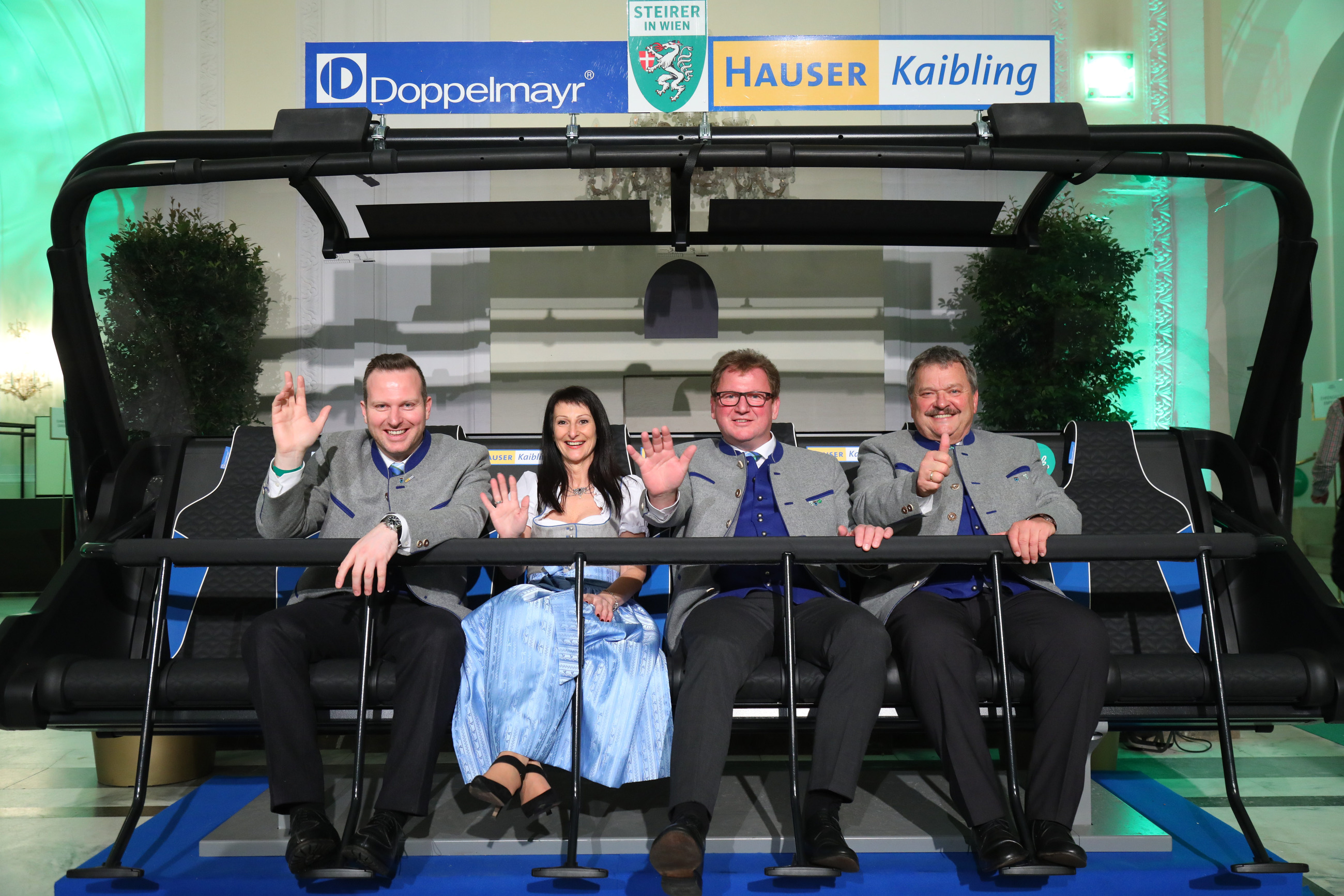 Verein der Steirer Steirerball 2018, Eventorganisation by KOOP Live Marketing Eventagentur in Wien