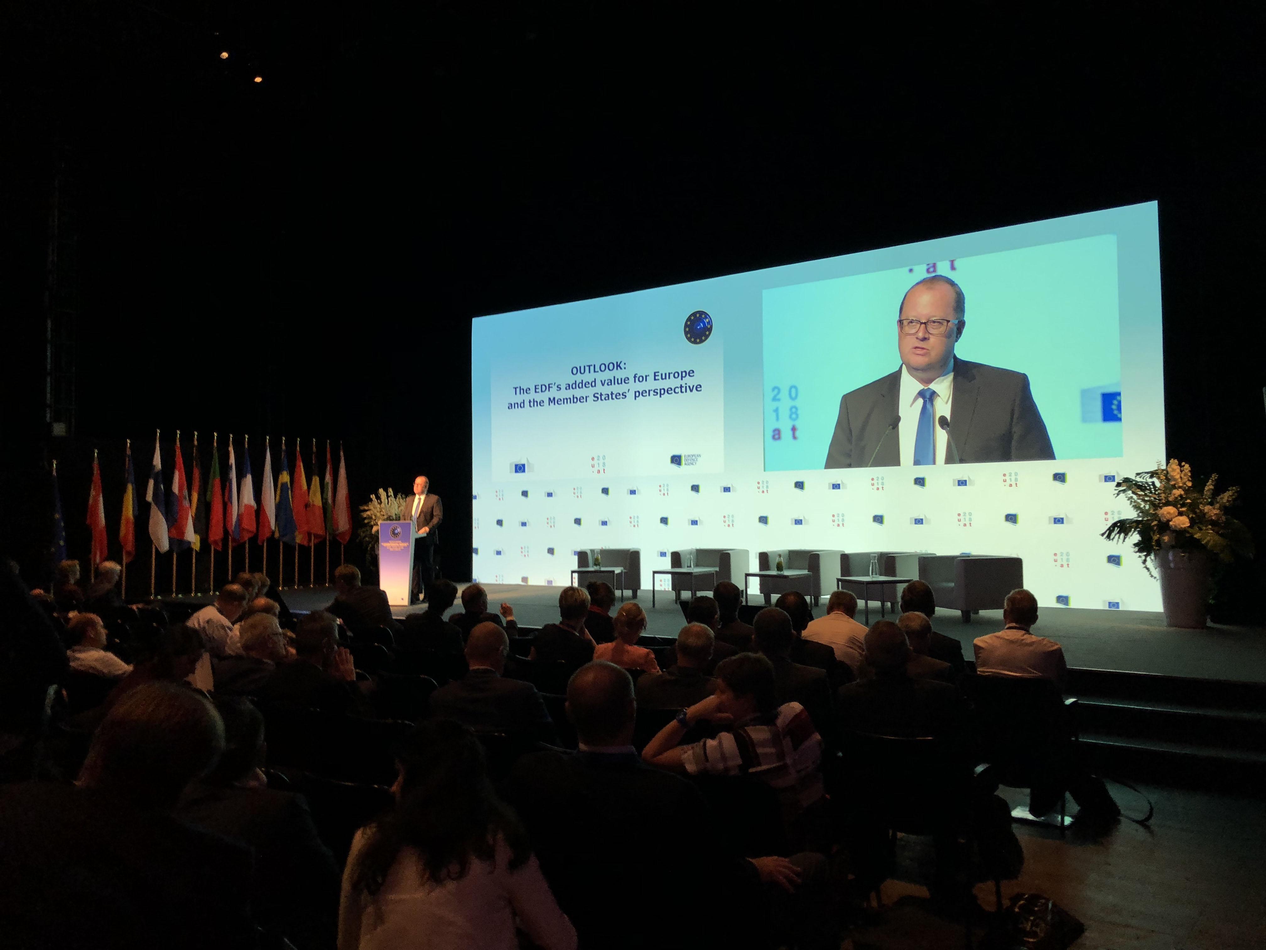 EFV Vienna 2018, Kongressorganisation by KOOP Live Marketing Eventagentur in Wien