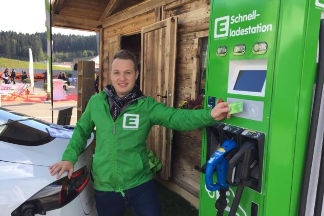 ♥♥Energie Steiermark bei den Krone E-Mobility Play Days 2018, Brandland by KOOP Live Marketing Messen in Graz