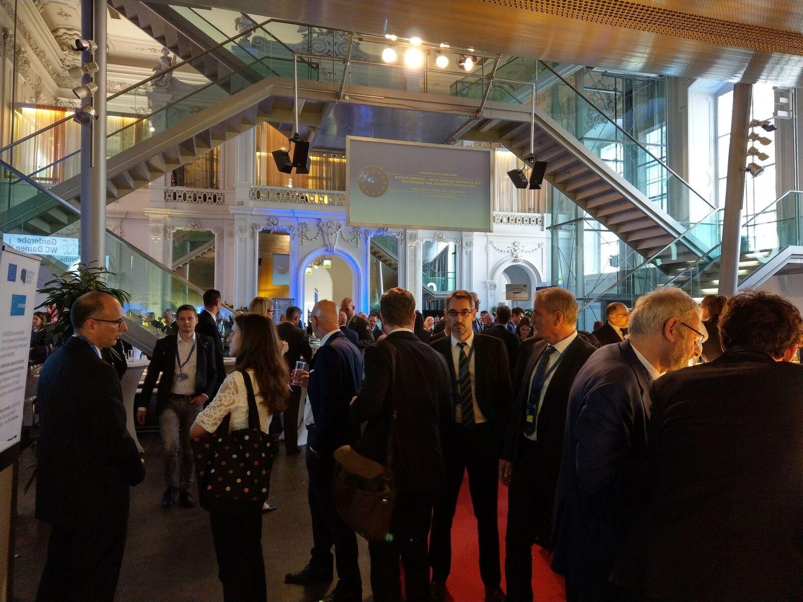 BMLVS EDF Vienna 2018, Kongressorganisation by KOOP Live Marketing Eventagentur in Wien