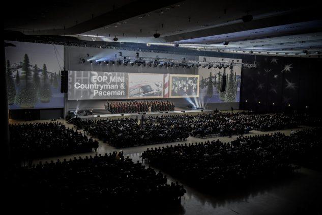 Magna Steyr Jahresfeier Zimt & Zucker, Incentive by KOOP Live Marketing Eventagentur in Graz