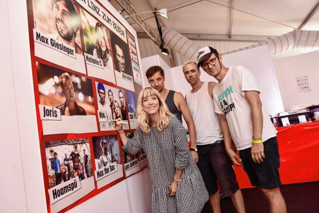 Linzer Krone Fest 2018, Eventorganisation by KOOP Live Marketing Eventagentur in Steyregg/Linz
