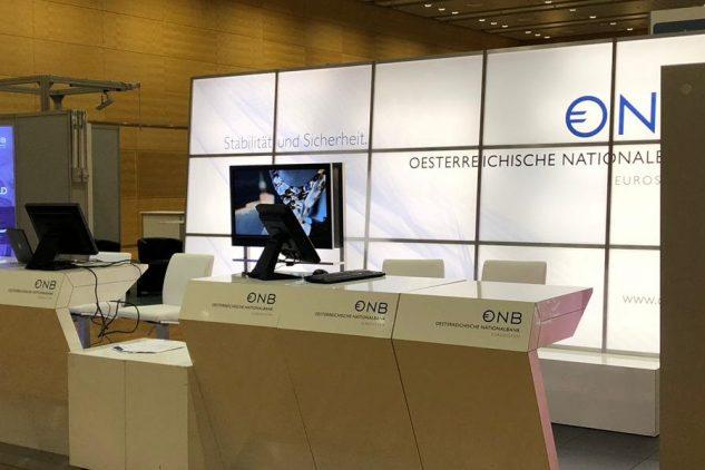 OeNB on Tour, Roadshow durchgeführt von KOOP Live Marketing Roadshows Graz, Wien, Steyregg/Linz