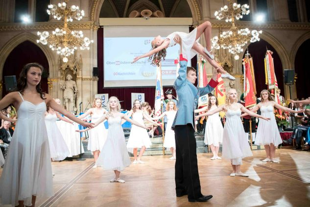 Ball der Oberösterreicher, Eventorganisation by KOOP Live Marketing Eventagentur in Wien
