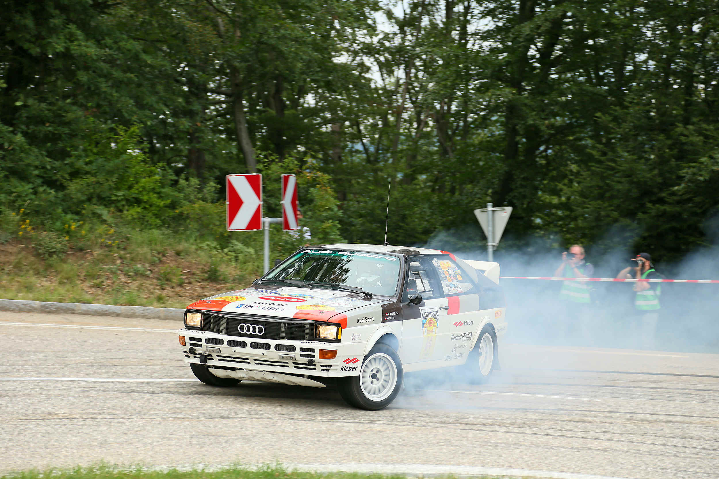 Gruppe B Rallyelegenden, Eventorganisation by KOOP Live Marketing Eventagentur in Wien