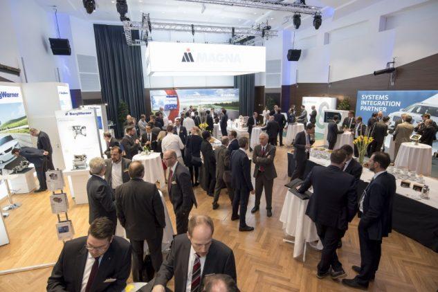 EAWD 2017, Magna Powertrain, Kongress made by KOOP Live Marketing Graz
