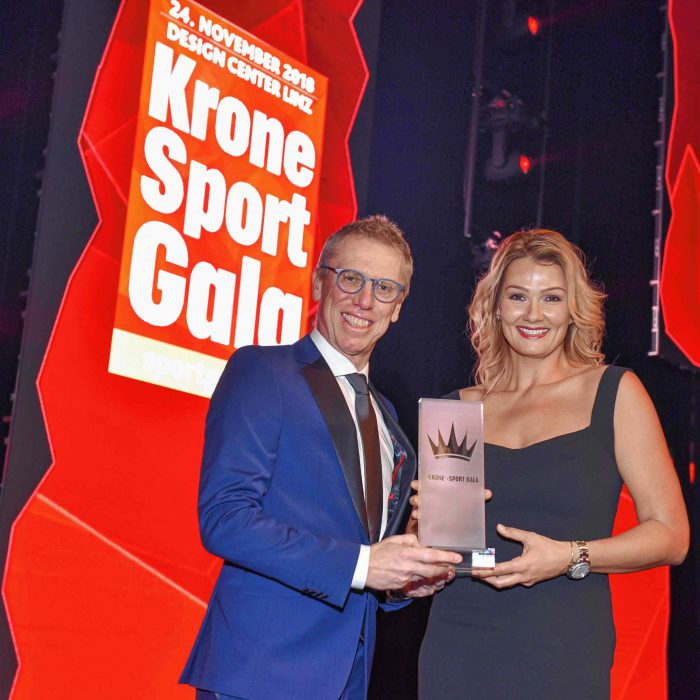 """Krone-Sport"" Gala 2018, ein Event von KOOP Live Marketing Steyregg/Linz"