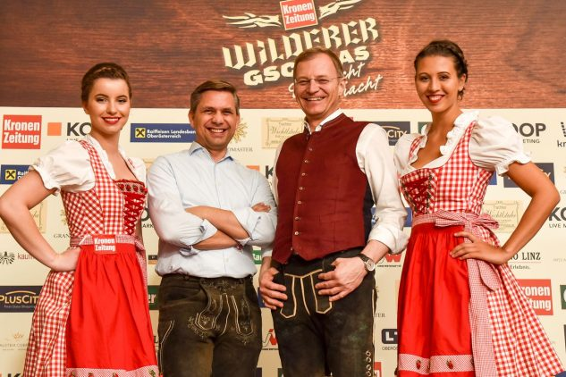 Wilderer Gschnas 2019, KOOP Live Marketing