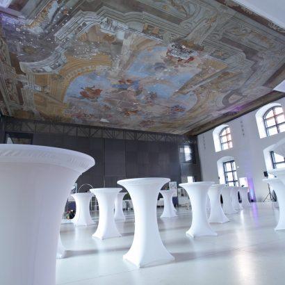 Jesuitensaal Steh-Variante