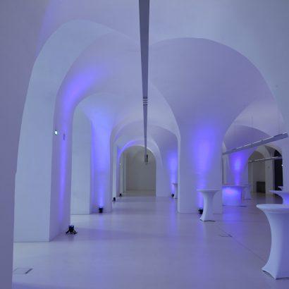 Säulenhalle - Beleuchtungsbeispiel