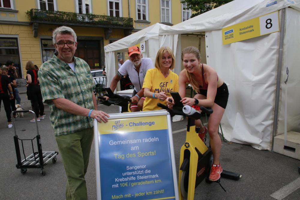 Grazer Tag des Sports made by KOOP Live Marketing