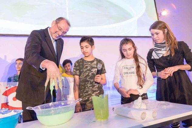 Science Experts, KOOP Live Marketing, Aula Wien